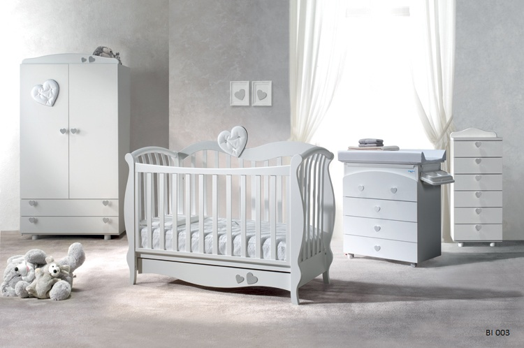 babyzimmer italienische stilm bel franca. Black Bedroom Furniture Sets. Home Design Ideas