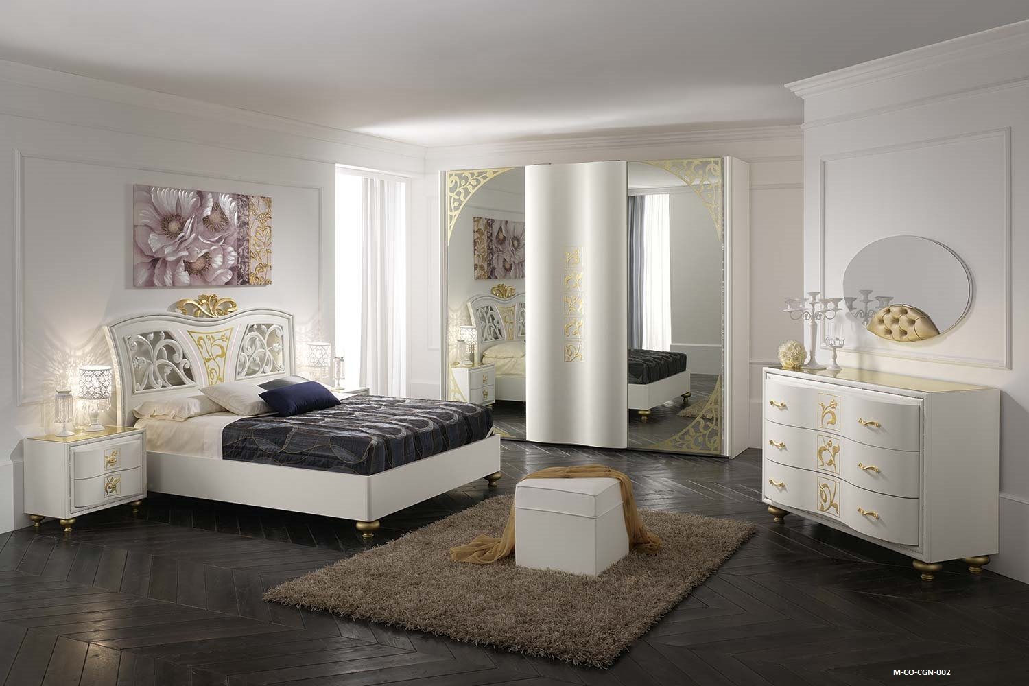 modern italienische stilm bel franca. Black Bedroom Furniture Sets. Home Design Ideas