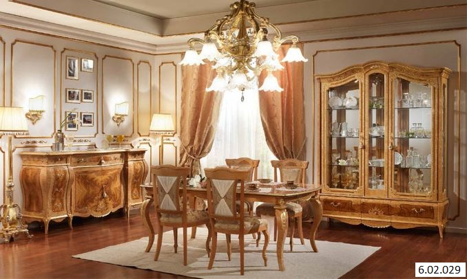 klassisch italienische stilm bel franca. Black Bedroom Furniture Sets. Home Design Ideas